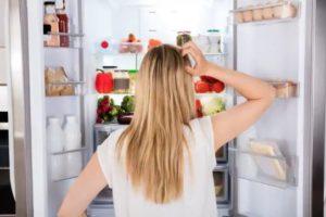 फ्रिज की सफाई