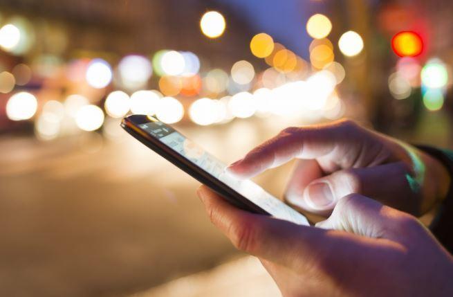 स्मार्टफोन इस्तेमाल लत