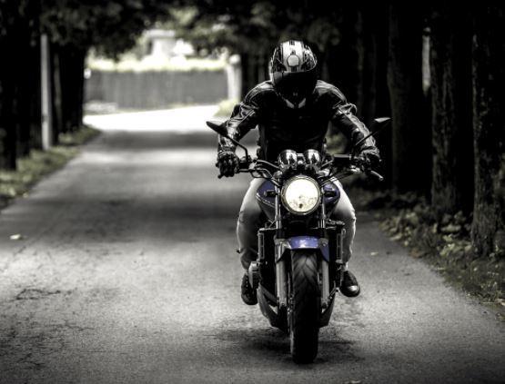 बाइक राइडिंग