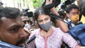 सुशांत केस में हुई रिया चक्रवर्ती की गिरफ्तारी, 3 दिन से NCB की टीम कर रही थी पूछताछ।