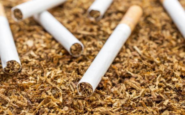 तंबाकू का सेवन करने