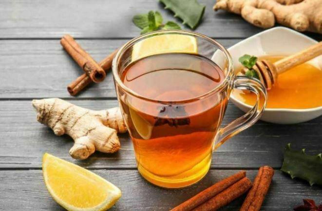 वजन घटाने वाली चाय