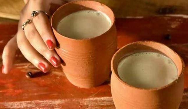 Kulhad wali chai