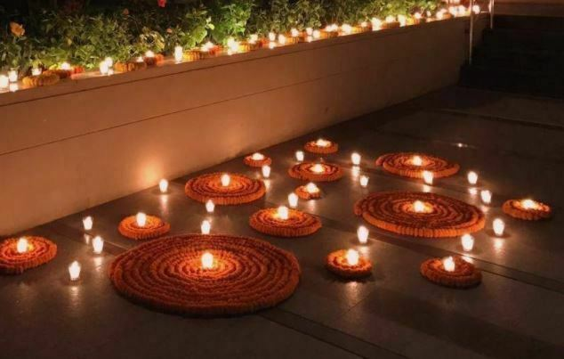 Diwali home decoration ideas