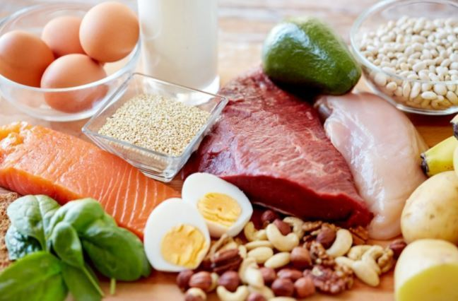 Protein foods in hindi