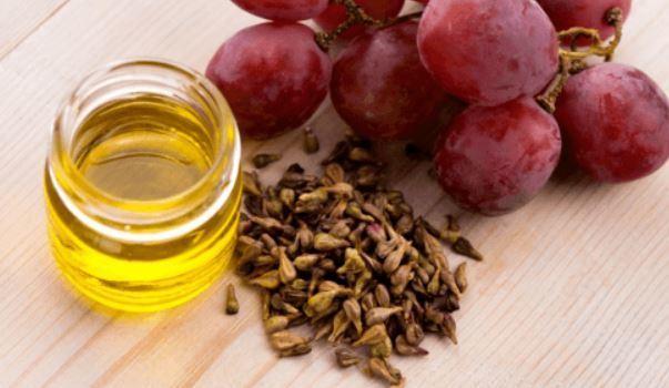 अंगूर के बीज के तेल