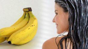 बनाना हेयर कंडीशनर कैसे बनायें – Banana Hair Conditioner in hindi.