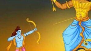 10 lines on dussehra in hindi : दशहरे पर 10 लाइन निबंध।