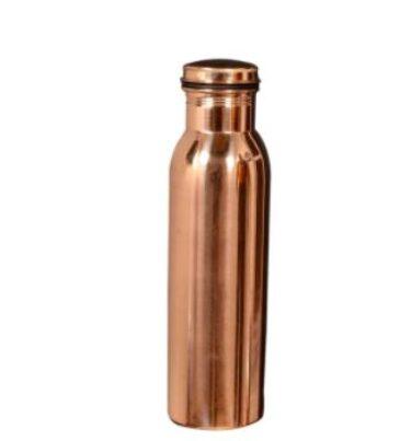 तांबे की बोतल साफ करने के आसान घरेलू नुस्खे।